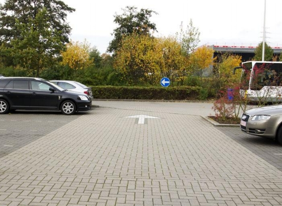 Parkings & inritten